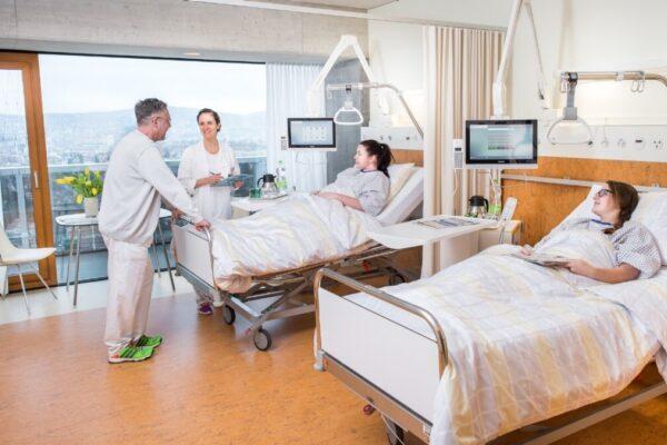 Mit E-Mitwirkung zur neuen Spitalliste des Kantons Zürich