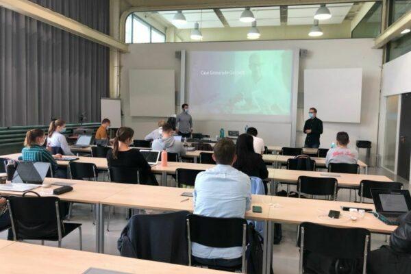 Wissenstransfer in Bereich E-Partizipation und digitale Vernehmlassung findet statt