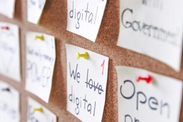 Beitrag zur Digitalisierungsstrategie der Verwaltungen