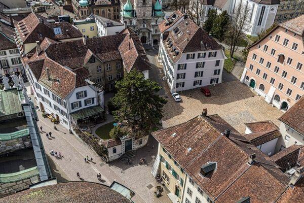 Stadt Solothurn - digitale Mitwirkung bei der Ortsplanungsrevision