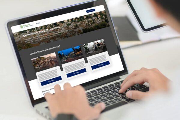 E-Mitwirkung: Praxisgeprüfte Lösung für Mitwirkungs- und Partizipationsprozesse