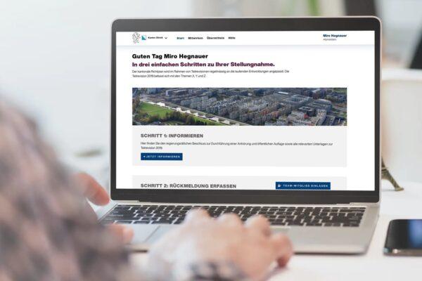 Wie der Kanton Zürich den Mitwirkungsprozess in der Raumplanung effizienter gestaltet