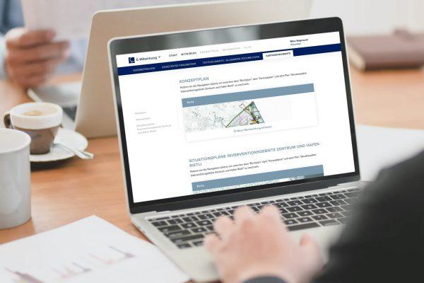 E-Mitwirkung: Digitale Gesamtlösung für Vernehmlassungen